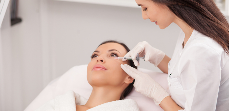 Botox treatment in Dubai