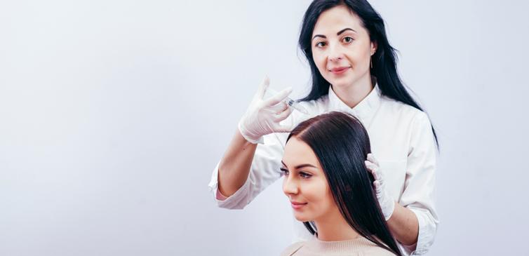 PRP for hair loss Dubai