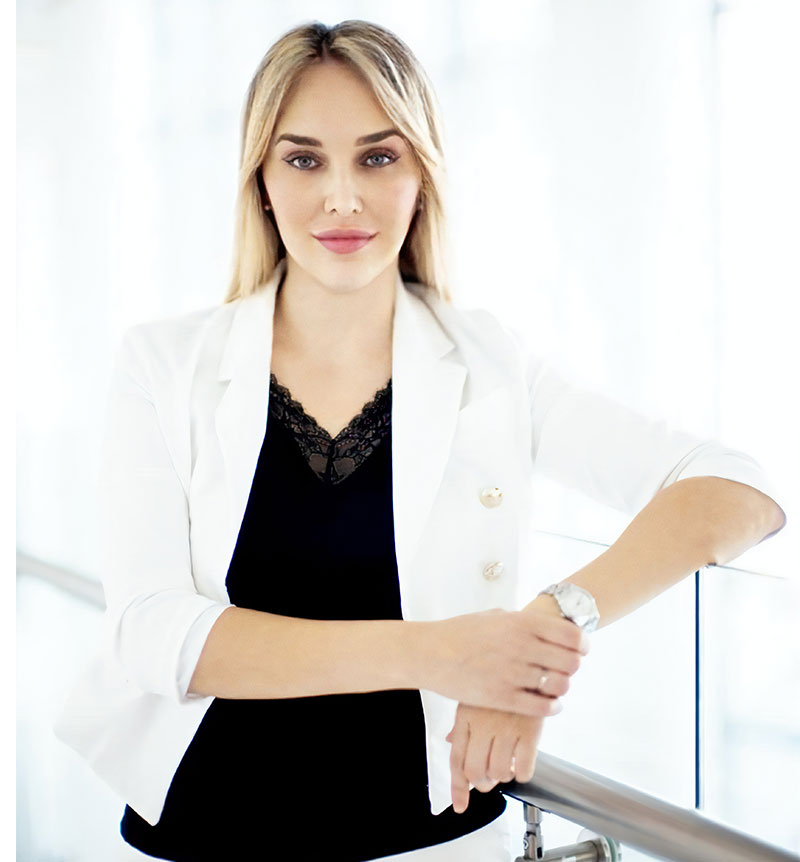 Dr. Dragana Spica - Board Certified Plastic and Reconstructive Surgeon